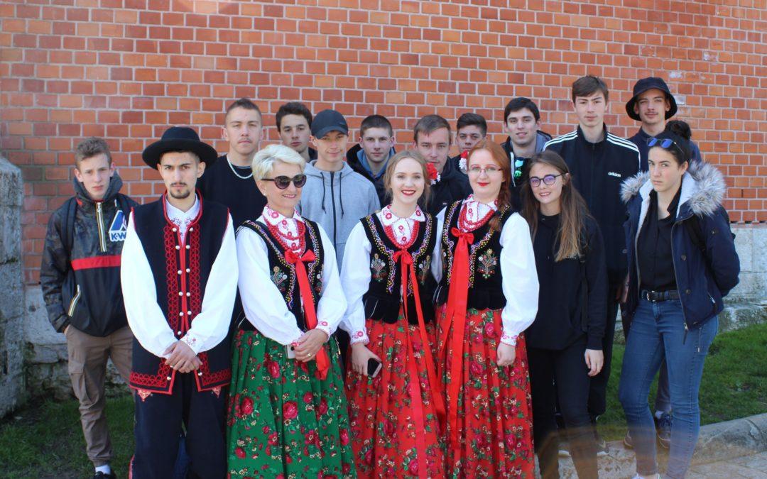 Rencontre avec Magda Hollander-Lafon en avril et voyage en Pologne des 1re EMM en mai 2019
